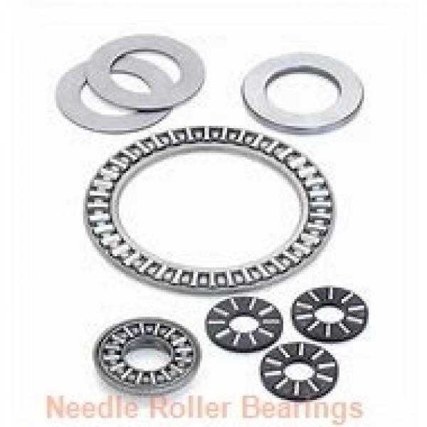 NBS K 75x83x40 - ZW needle roller bearings #3 image