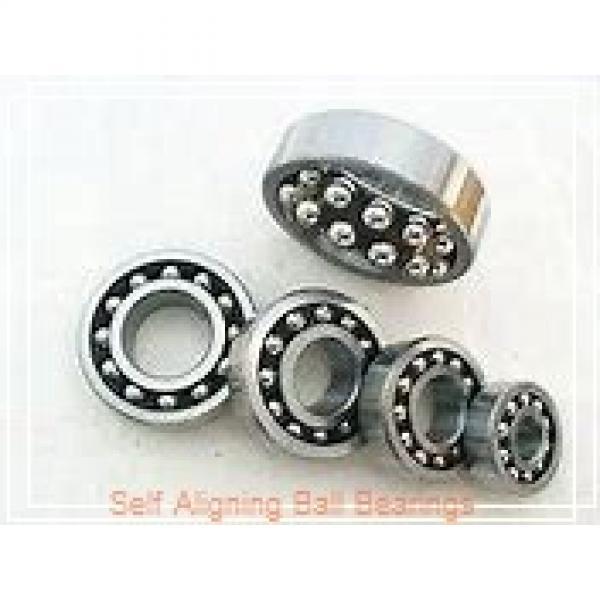 25 mm x 62 mm x 24 mm  NSK 2305 self aligning ball bearings #1 image