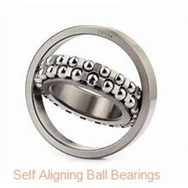 40,000 mm x 80,000 mm x 18,000 mm  SNR 1208K self aligning ball bearings #1 image