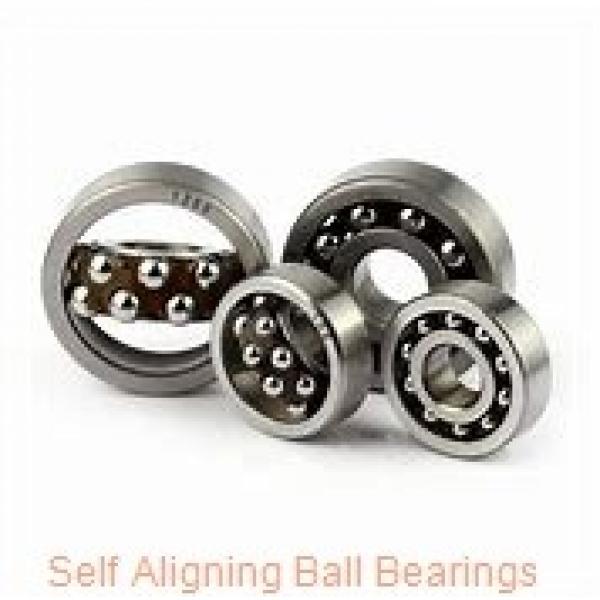 20 mm x 52 mm x 15 mm  NACHI 1304 self aligning ball bearings #1 image