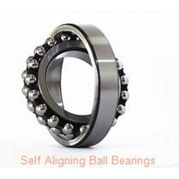 20 mm x 47 mm x 18 mm  NTN 2204SK self aligning ball bearings #1 image