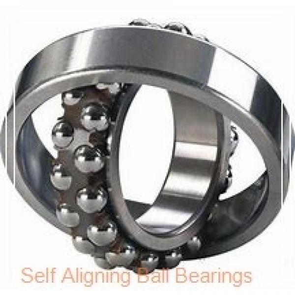 30 mm x 72 mm x 27 mm  NSK 2306 K self aligning ball bearings #2 image