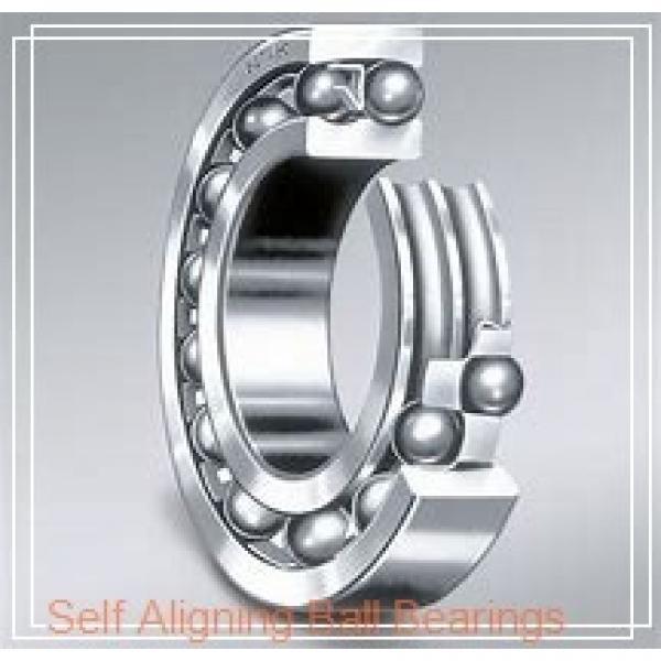 25 mm x 62 mm x 24 mm  NSK 2305 self aligning ball bearings #2 image