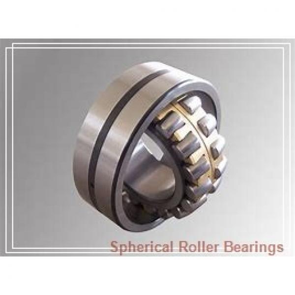 90 mm x 190 mm x 64 mm  NKE 22318-E-K-W33+H2318 spherical roller bearings #2 image