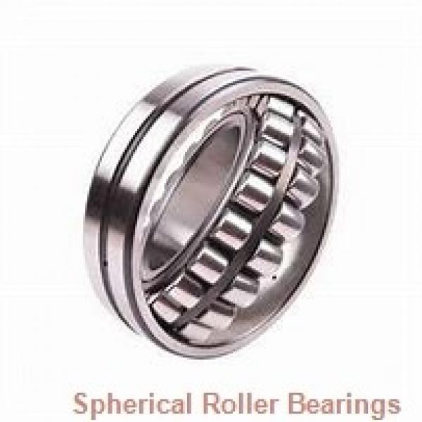 90 mm x 190 mm x 64 mm  NKE 22318-E-K-W33+H2318 spherical roller bearings #1 image