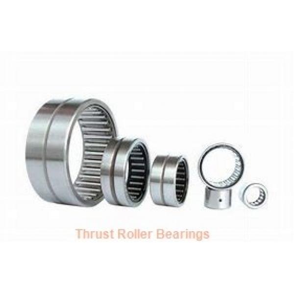 INA 81124-TV thrust roller bearings #1 image
