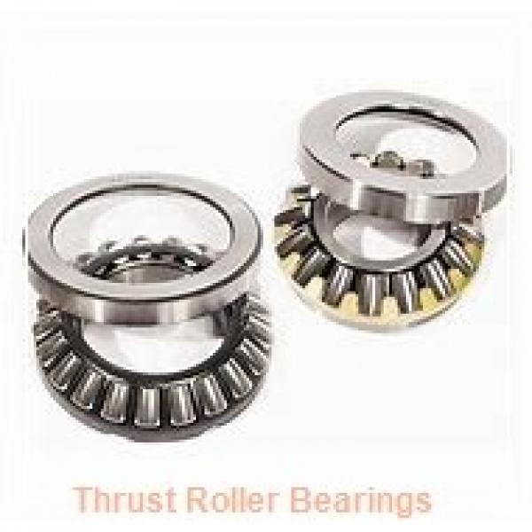 NKE 29372-M thrust roller bearings #2 image