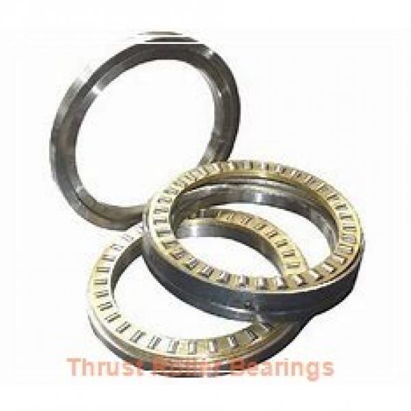 NKE 29372-M thrust roller bearings #1 image