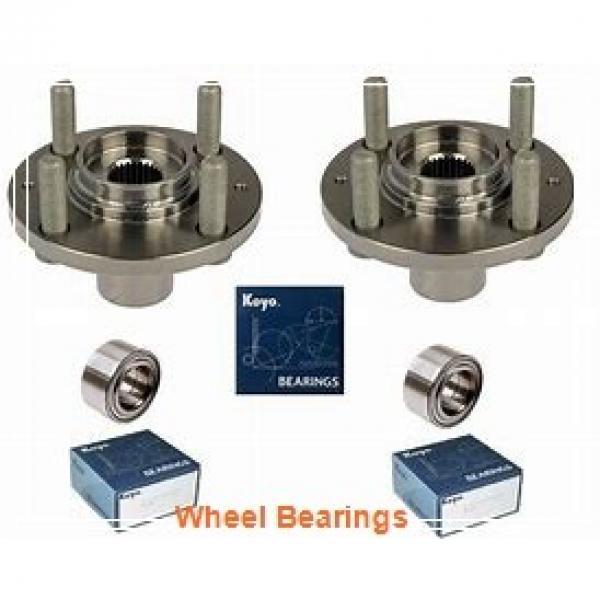 SKF VKBA 1320 wheel bearings #1 image