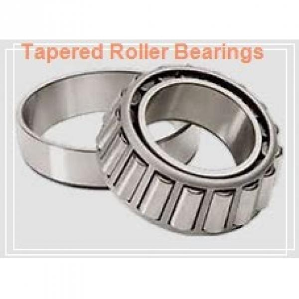 35 mm x 55 mm x 14 mm  NSK HR32907J tapered roller bearings #2 image