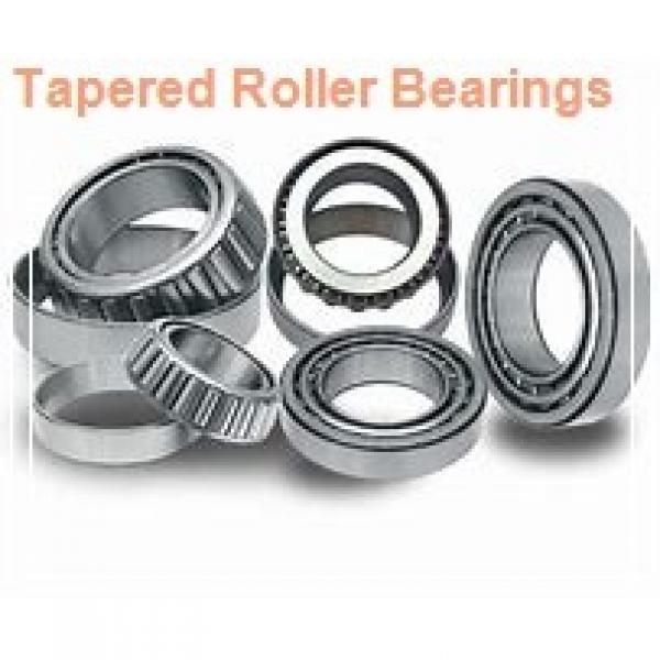 40 mm x 75 mm x 39 mm  NSK ZA-40BWD17ECA116** tapered roller bearings #2 image