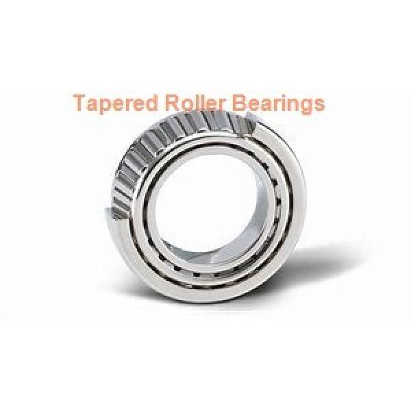 35 mm x 55 mm x 14 mm  NSK HR32907J tapered roller bearings #1 image