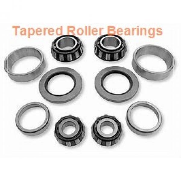 Toyana 02878/02820 tapered roller bearings #2 image