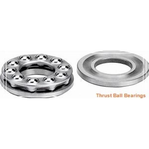 NKE 53218 thrust ball bearings #1 image