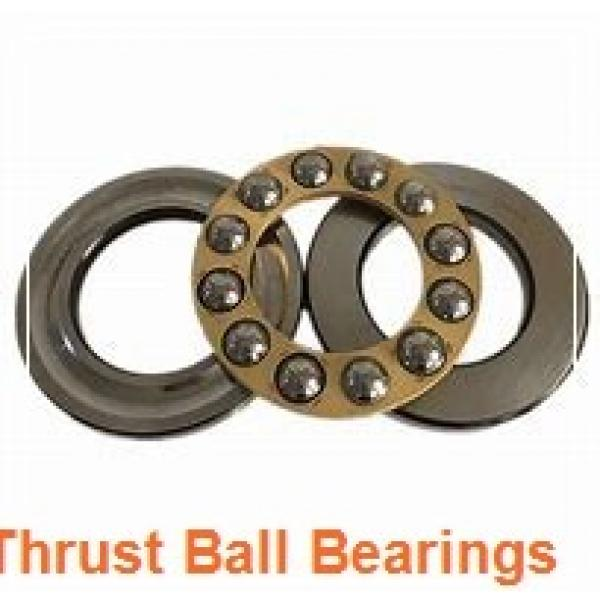 NTN-SNR 51204 thrust ball bearings #1 image