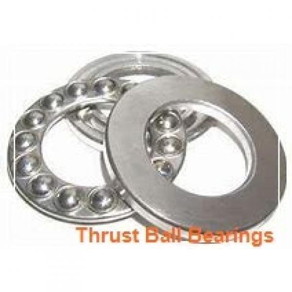 864 mm x 1028 mm x 28 mm  PSL PSL 212-27 thrust ball bearings #1 image