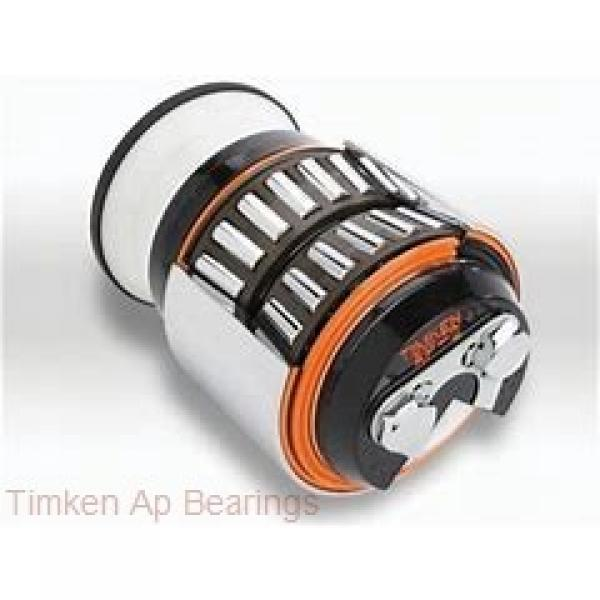 Axle end cap K86003-90015 Backing ring K85588-90010        Tapered Roller Bearings Assembly #2 image