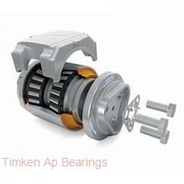 Axle end cap K86003-90015 Backing ring K85588-90010        Tapered Roller Bearings Assembly #1 image