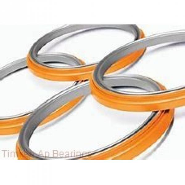 Axle end cap K95199-90010 Backing ring K147766-90010        AP TM ROLLER BEARINGS SERVICE #1 image